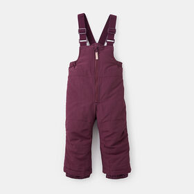 stay warm snow pant, size 3-4y - Pink