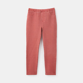 play all day jegging , size 12-18m - Pink