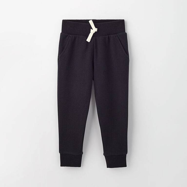 just chilling jogger, 2-3y - black
