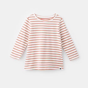 little styler long sleeve graphic tee, size 4-5y - Pink
