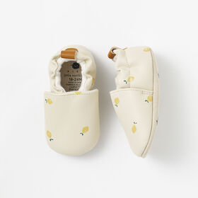 tiny steppers, 6-12m - white