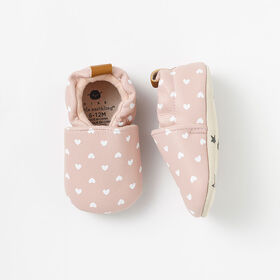 tiny steppers, 0-3m - light pink