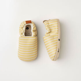 tiny steppers, 6-12m - rattan