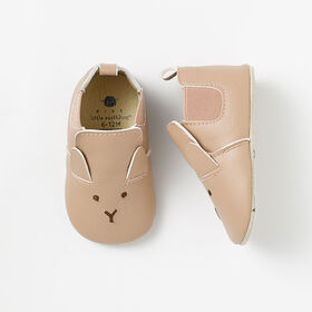 tiny steppers, 6-12m - rose