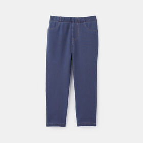 play all day jegging , size 12-18m - Blue