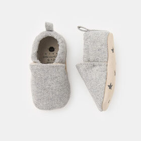 tiny steppers, size 3-6m - Grey